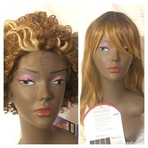 Accessories - New Blonde Wig Lot 2 Wigs